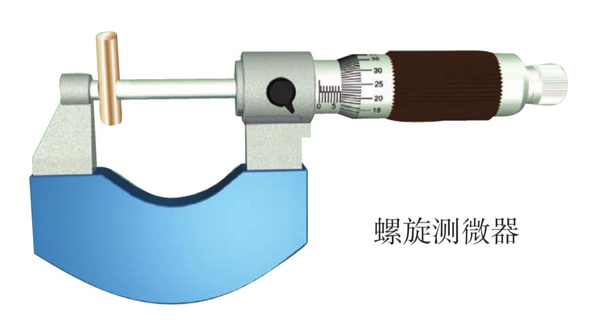 标题:【力学图片】长度的测量:测量工具-螺旋测微器(二) 点击数:232次 发表时间:2021-03-31