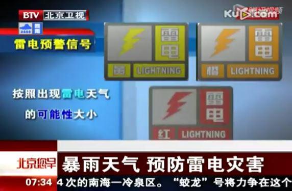标题:人教版九年级全册物理教学视频素材:19.3 暴雨天气 预防雷电灾害 点击数:428次 发表时间:2021-09-16